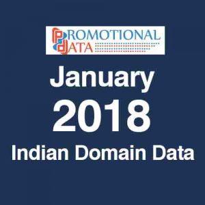 2018 Indian Domain Data