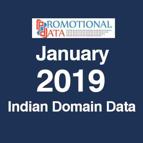 2019 Indian Domain Data