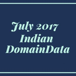 July Domain Data 2017