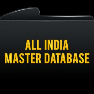 Pan India Database 2019