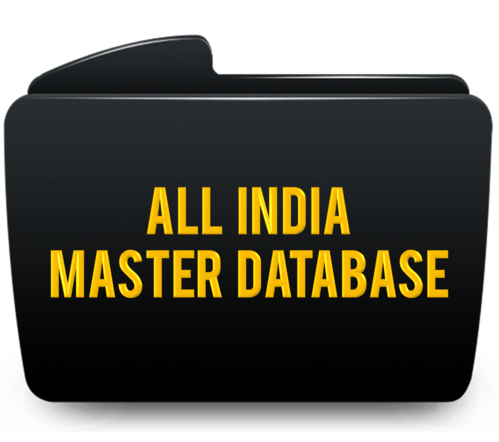 Pan India Database More Than 20 Crore Data